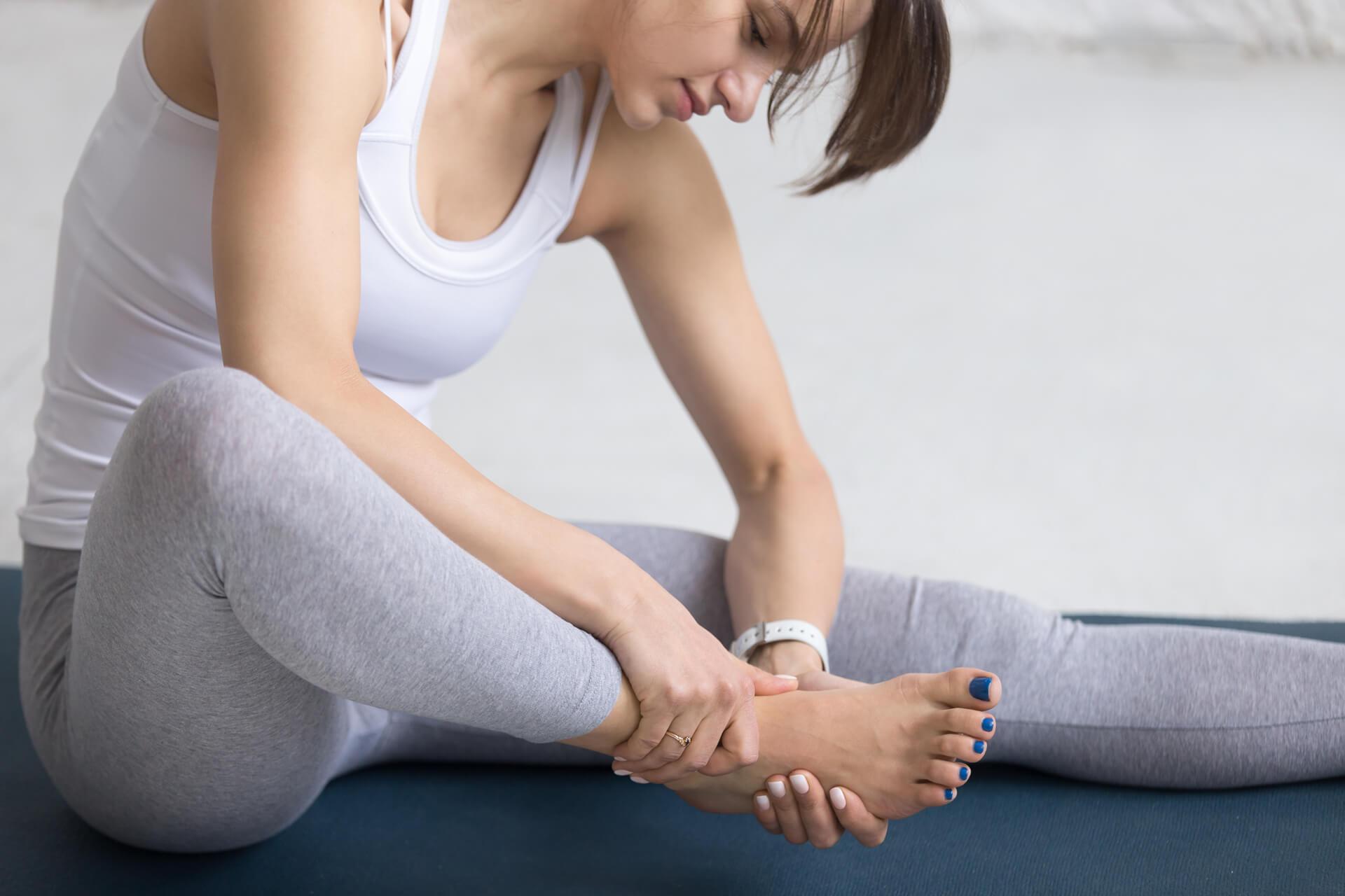 Ankle Sprain 2